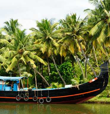 Splendours Of Kerala