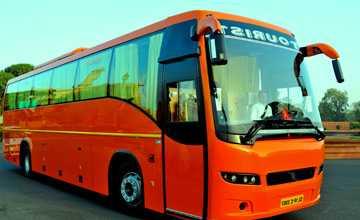 Car Coach Rental Volvo Bus Service