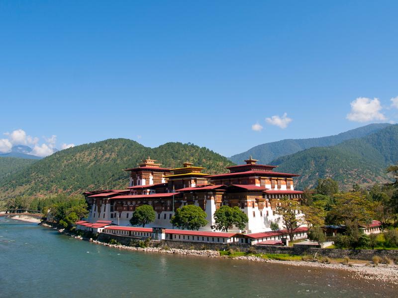 Kết quả hình ảnh cho punakha dzong