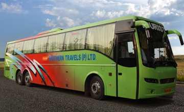 Car Coach Rental | Volvo Bus Service